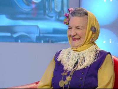 Срам! Певицата Верка Сидерова стана на 90 години, а още мизерства със 160 лева пенсия